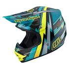 Troy Lee Design TLD 17 AIR HELMET BEAMS GREEN