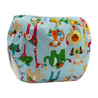 Adjustable Baby Infant Reusable Leakproof Swim Nappies Cover Diaper Pant Swimmer