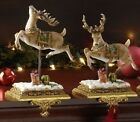 "Roman, Inc. 11.25"" Deer Stocking Holder - Choose Your Style (37960)"