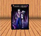 Suicide Squad Harley Quinn Joker Jared Leto for Apple iPad Case Back Cover