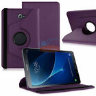 """Smart Rotating PU Leather Case Cover For Samsung Galaxy Tab A 10.1"""" T580 T585"""