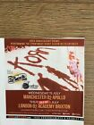 KORN SNOT TOUR DATES ORIGINAL ADVERT 4 X  4
