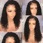 Hot Brazilian Virgin Hair Full Lace Human Hair Wigs Glueless Lace Front Wigs