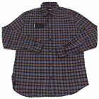 8181P camicia flanella quadri DSQUARED2  uomo shirt men FOR WINTER