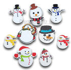 Xmas Christmas Snowman Iron / Sew On Patch Applique Motif *Buy1get1halfprice*