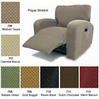 Easy Fit Stretch Chair Recliner Cover