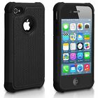 Hybrid Shockproof Shock Dirt Proof Dual Layer Hard Case Cover For iPhone SE 5 5S