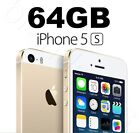 LIKE NEW IPHONE 5S 64GB GOLD 100% UNLOCKED AND GENUINE FROM MELBOURNE |MRAU|