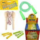 JUMPING BOXING SKIPPING ROPES SPEED FITNESS WORK OUT NYLON PLASTIC SPORTS ROPE