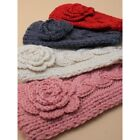 ROSE DESIGN LUXURY HEAVY KNITTED BANDEAUX , Choice of 4 Great Colours UK SELLER
