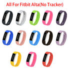 Fashion Replacement Wristband Band Strap For Fitbit Alta Small Large 13 Colors