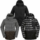 Volcom Retrospec Insulated Jacket men's snowboard Jacket Ski Jacket Winter NEW