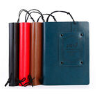A5 2017 Year/Month/Day Planner Schedule Notebook Diary Leather Calendar #JP