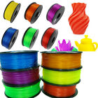 NEW 3D Printer Filament 1.75mm  PLA for Print RepRap MarkerBot 1kg/2.2lb