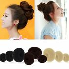 Lady's Girls Sponge Hair Styling Tool Bun Maker Ring Donut Shaper Hair Styler