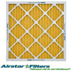 "MERV11 21"" x 21"" x 1"" Custom Pleated Air Filter - 90 Day HVAC / Furnace Filter"