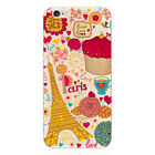 Relief 3D Fashion Cute Pattern Thin Soft TPU Phone Case Cover for iphone Case
