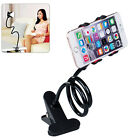 Universal Lazy Bed Desktop Car Stand Mount Holder For Cell Phone Long Arm LXJ
