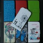 New Wallet Vertical flip case cover for Samsung Galaxy Note 3 Mini Neo Note 4
