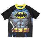 NEW Batman Costume Rash Vest Kids