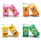 US 4 kinds Fancy Latex Condoms Juice box condoms Fruity aroma condom Accessories