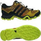 Adidas Terrex Swift R brown/black/yellow men's trekking boots outdoor walking