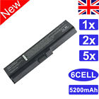 New Battery PA3817U-1BRS/1BAS For Toshiba Satellite C660 L700 L735 L770 P740