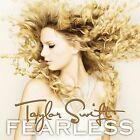 Fearless by Taylor Swift (CD, Nov-2008, Big Machine Records) - BMRATS0200 CD01