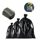 Black Bin Liners Refuse Bags Sacks Food Waste Rubbish Kitchen Clean All Purpose