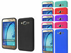 Rugged Rubber Silicone Case Cover For Samsung Galaxy On5 SM-G550
