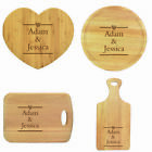 PERSONALISED CHOPPING/CHEESE BOARD WEDDING ENGAGEMENT CHRISTMAS ANNIVERSARY GIFT