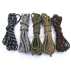 Men Women Round Hiking Walking Skate Boot Shoelace Shoe Lace Long String A Pair