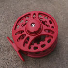 5/6 7/8 Aluminum Fly Fishing Reel Right or Left Handed Disc Drag 85mm 95mm