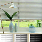 ALUMINIUM VENETIAN BLIND - METAL - SILVER / BLACK / WHITE - 25MM SLATS
