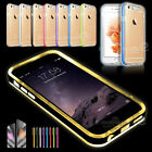 Shockproof Defender Armor LED Flash Light Call Case For Apple iPhone 6 6s Plus