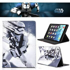 Star Wars Stormtrooper Leather Case Cover For iPad Mini Air 2 3 4 Samsung Tablet £7.21 GBP
