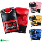 Pro Bag Mitts Gloves Boxing MMA UFC Muay Thai Heavy Training Grappling Punch