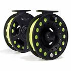 Leeda Ready to Fish LA Fly Reels Preloaded with 100m of Backing & WF Floating