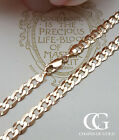 StoreInventorymen's 9ct yellow gold 7mm diamond cut curb chain necklace 20″ 22″ 24″