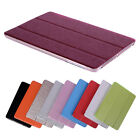 Ultra Slim Smart Cover PU Leather Stand Case For New Apple iPad Air 5th 5