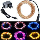 10M 100 LED Waterproof Christmas Wedding Party Decor Outdoor Fairy String Lights