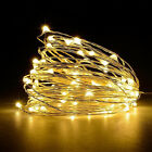 10M 100 LED USB Copper Waterproof Christmas Wedding Party Outdoor String Light