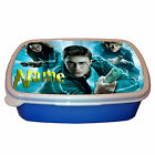 Personalised Name Harry Potter Children Plastic Sandwich Lunch Box