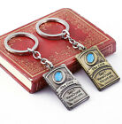 Hot Silver/Bronze Color HearthStone:Heroes Of Warcraft Metal Keychain Keyring