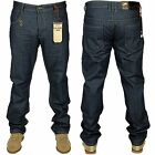 MENS NEW JEANS ETO EM509 IN DARK WASH COLOUR REGULAR SLIM SALE PRICE 28 TO 38
