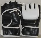 MMA Safety Sparring Gloves in Genuine Leather Quality. No Tax, Free Shipping