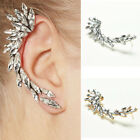 Chic Ear  Fashion Rhinestone Ear Cuffs Jewelry Clip On Earrings For Women