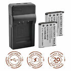 Li-42B/-40B Battery+Charger for Olympus Tough 310/320/725/770sw 1050 3000 FE-230