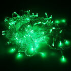10M 20M 100 200 LED Xmas Fairy String Lights Lamps Party Decor Waterproof Bulbs