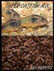 SUPER CATFISH SHRIMP & KRILL MIX,Spirulina,Cichlid,Blackworm,Earthworm,Veggie,N